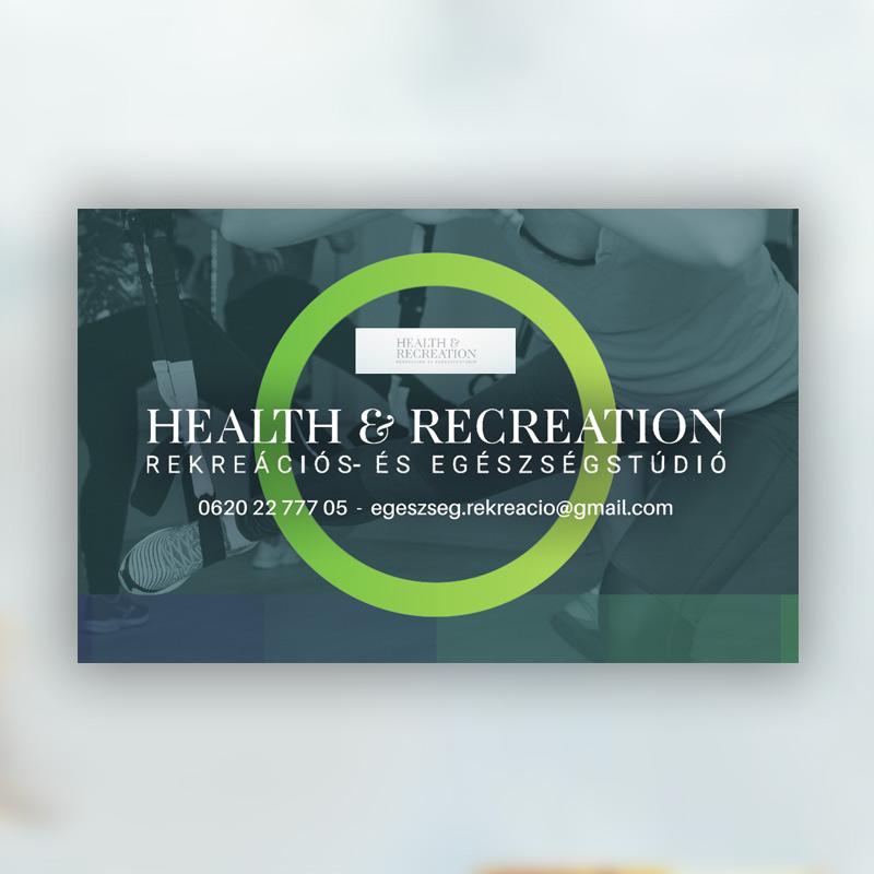 Bérletkártya | Rekreációs- és Egészségstúdió